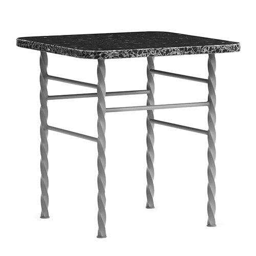 Normann Copenhagen Terra pöytä, pieni, harmaa