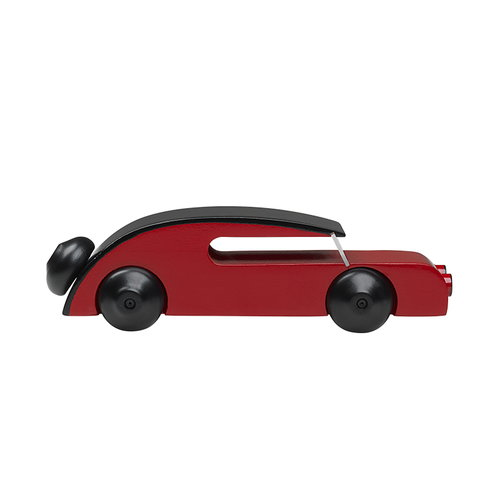 Kay Bojesen Sedan Automobil wooden car, small