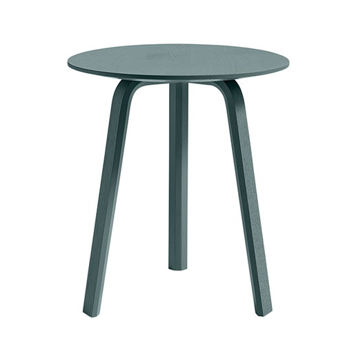Hay Bella coffee table 45 cm, high, brunswick green