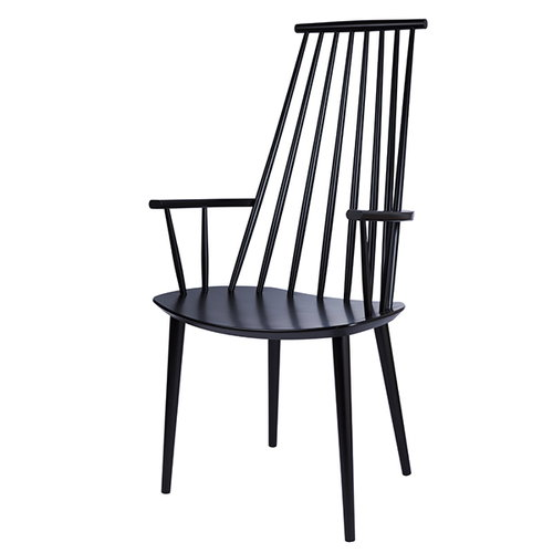 Hay J110 chair, black
