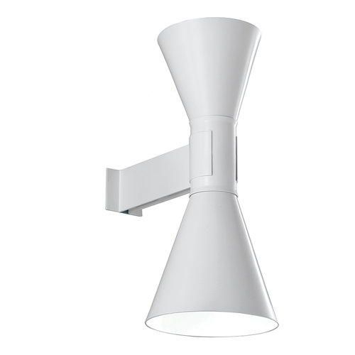 Nemo Lighting Applique de Marseille sein�valaisin, valkoinen