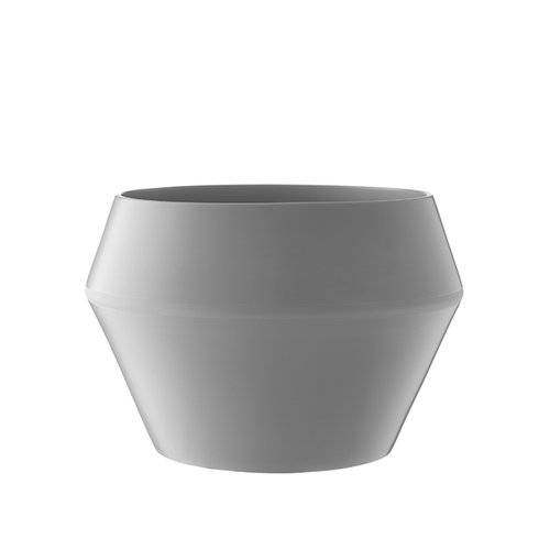 By Lassen Rimm flowerpot, large, cool grey