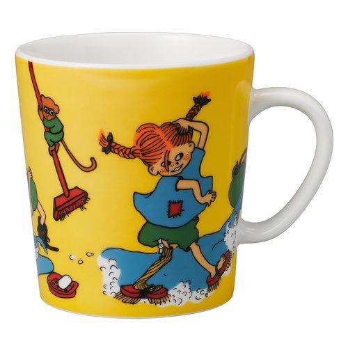 R�rstrand Pippi mug 0,3 L, By Herself