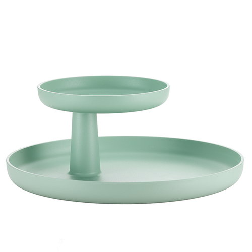 Vitra Rotary tray, mint green
