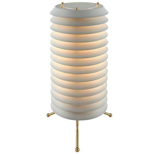 Santa & Cole Maija 30 floor lamp, white