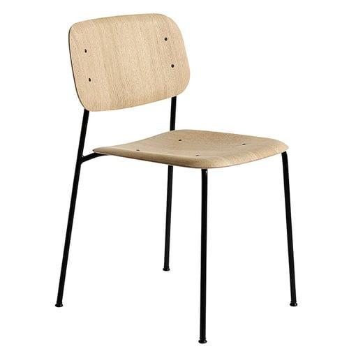 Hay Soft Edge 10 tuoli, mattalakattu tammi