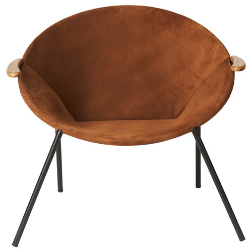 Warm Nordic Balloon lounge chair
