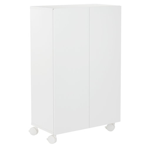 Adi 24/7 cabinet, high, white