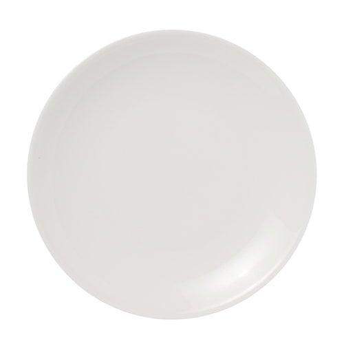 Arabia 24h matala lautanen 20 cm, valkoinen