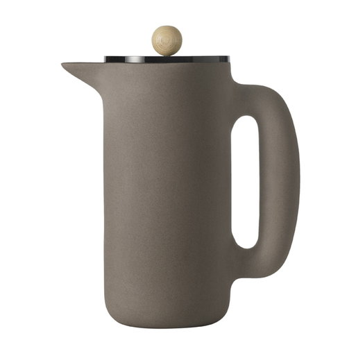 Muuto Push coffee maker, soft grey