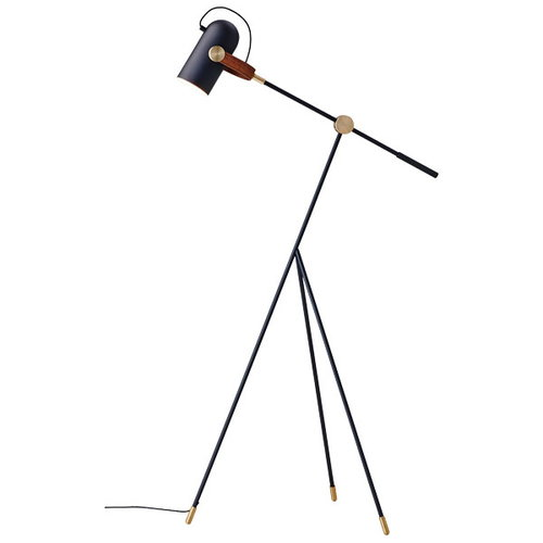 Le Klint Carronade 360S floor lamp, black