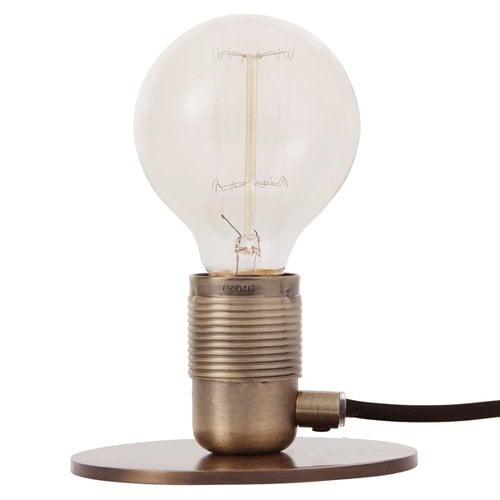 Frama E27 table light, bronze