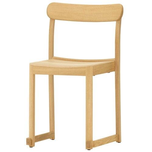 Artek  Atelier chair, lacquered oak