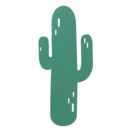 Ferm Living Cactus sein�valaisin, vihre�