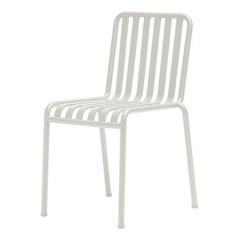 Hay Palissade chair, cream white