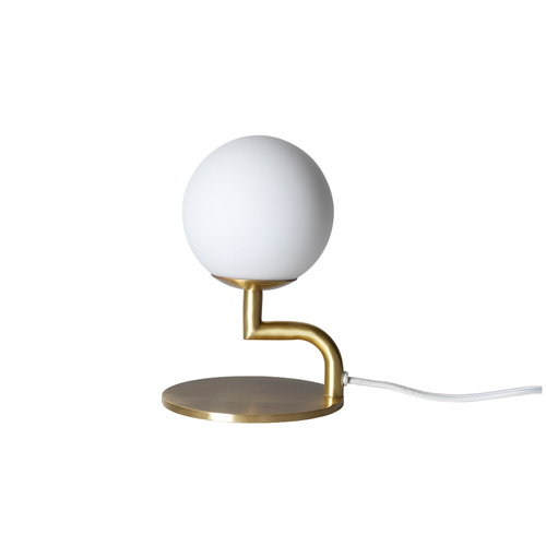 Pholc Mobil table lamp, brass