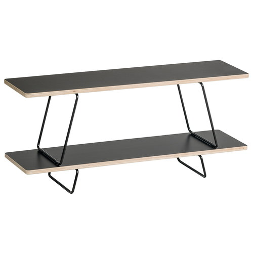 Showroom Finland Mixrack shelf M, black