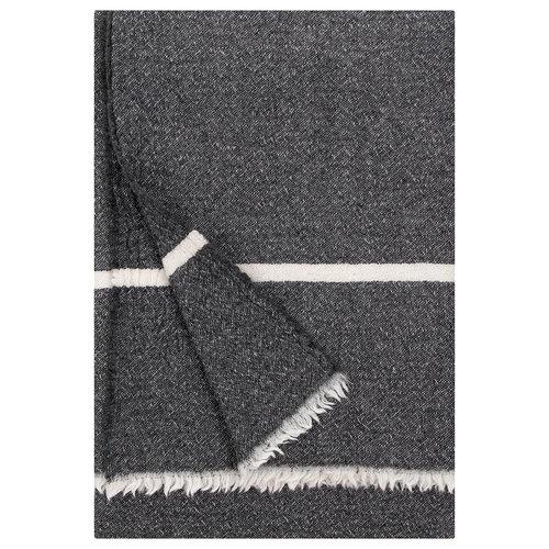 Lapuan Kankurit Tanhu blanket, black - white
