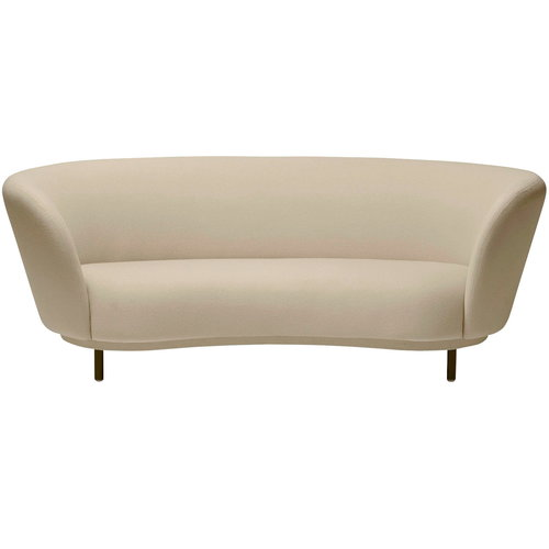 Massproductions Dandy 2-seater sofa
