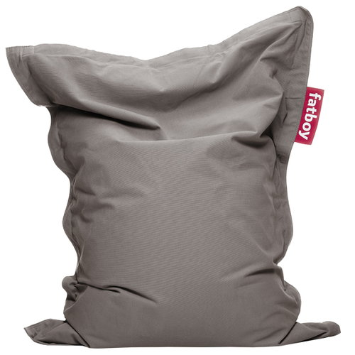 Fatboy Junior Stonewashed bean bag, taupe