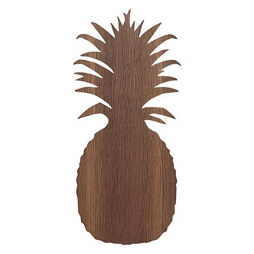 Ferm Living Pineapple wall lamp, smoked oak