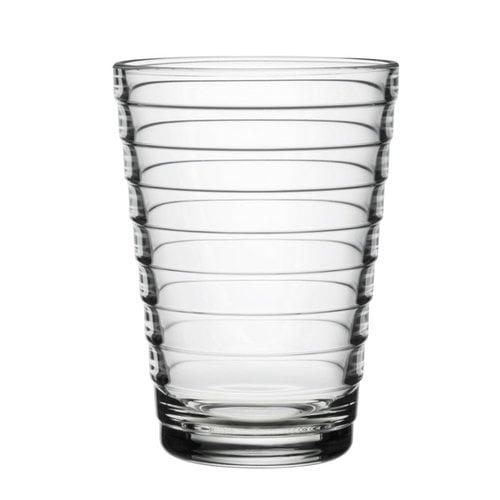 Iittala Bicchiere Aino Aalto 33 cl, trasparente, 2 pz