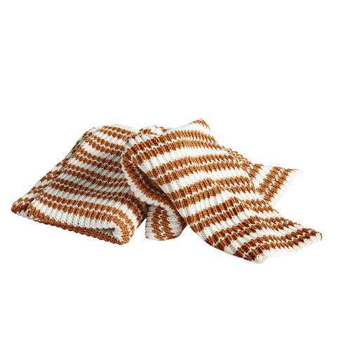 Hay Kitchen cloth 2 pcs, ochre-white