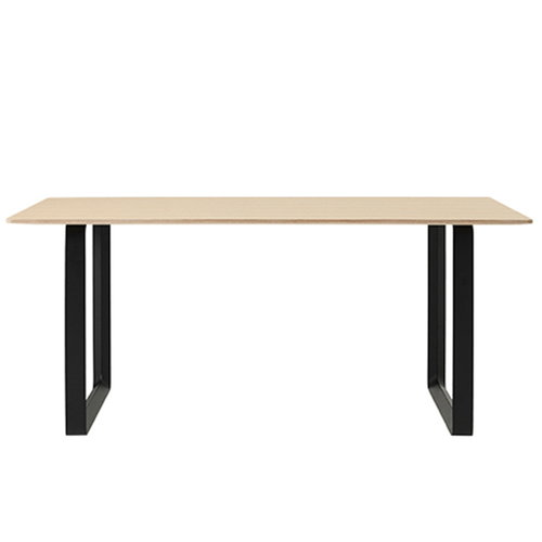 Muuto 70/70 table 170 x 85 cm, oak table top