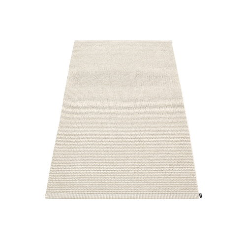 Pappelina Mono rug, 85 x 160 cm, linen - vanilla