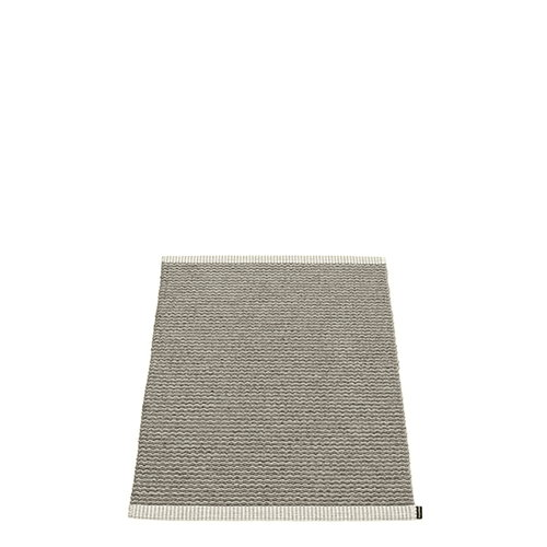 Pappelina Mono rug, 60 x 150 cm, charcoal