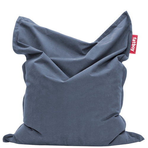Fatboy Original Stonewashed bean bag, blue