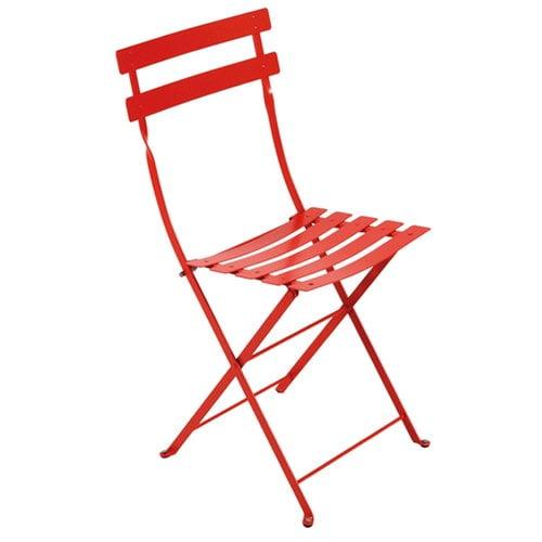 Fermob Bistro Metal chair, poppy
