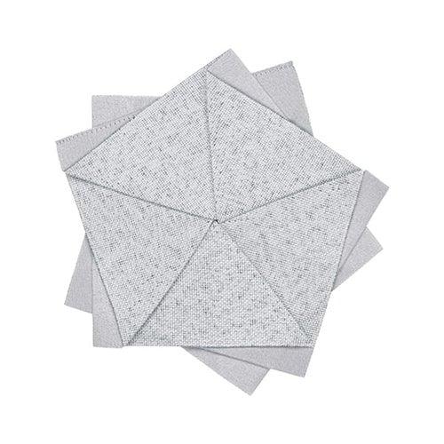 Iittala Iittala X Issey Miyake table flower 15 cm, light grey
