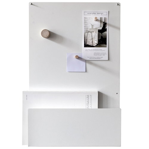 Everyday Design Memo  noteboard, white