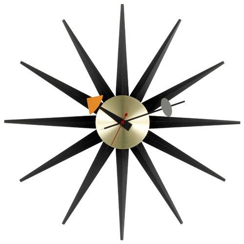 Vitra Sunburst Clock sein�kello