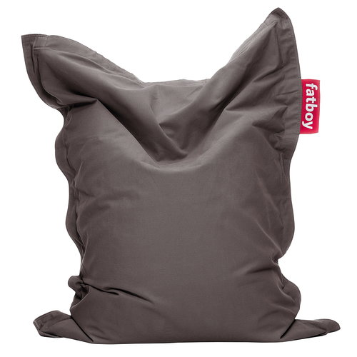 Fatboy Junior Stonewashed bean bag, grey