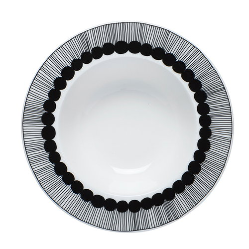 Marimekko Oiva - Siirtolapuutarha syv� lautanen 2,5 dl