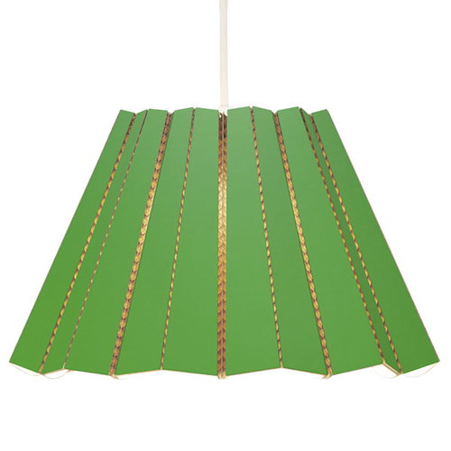 Andbros Model No. 1 pendant 63 cm, green