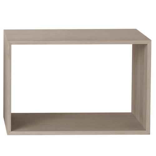 Muuto Stacked shelf module large, ash