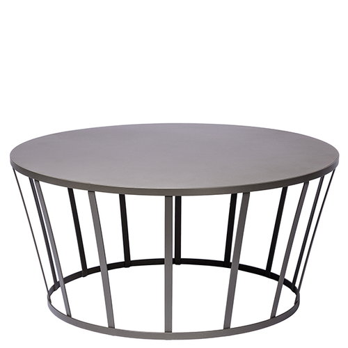 Petite Friture Hollo coffee table, anthracite
