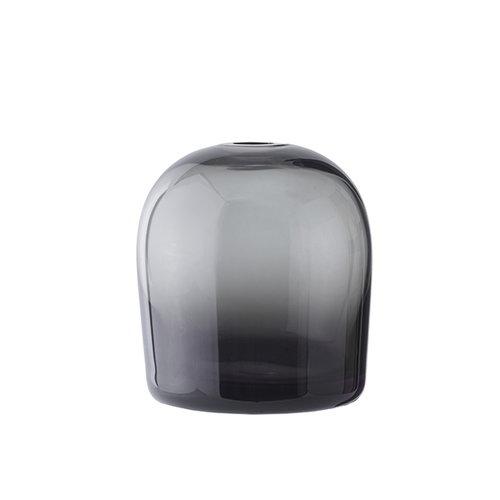 Menu Troll vase, S, grey