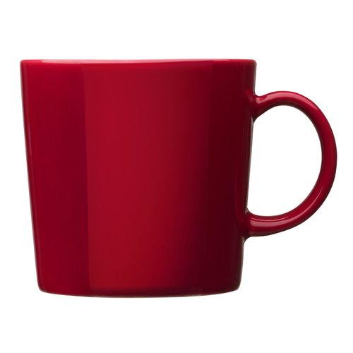 Iittala Teema muki 0,3 L, punainen