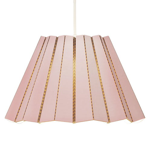 Andbros Model No. 1 pendant lamp, pink