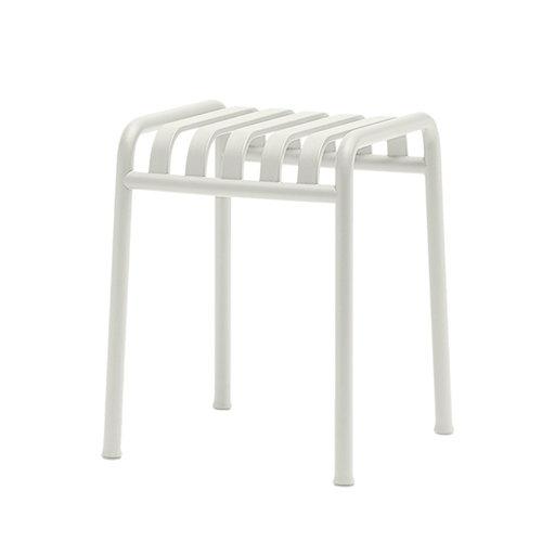 Hay Palissade stool, cream white