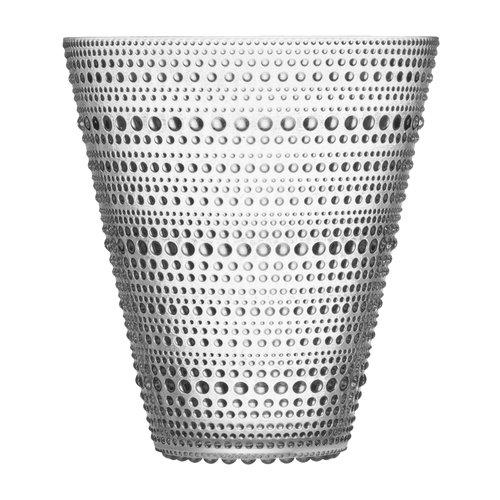 Iittala Kastehelmi vase 154 mm, clear