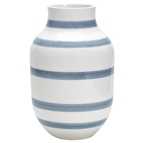 K�hler Omaggio vase, large, light blue