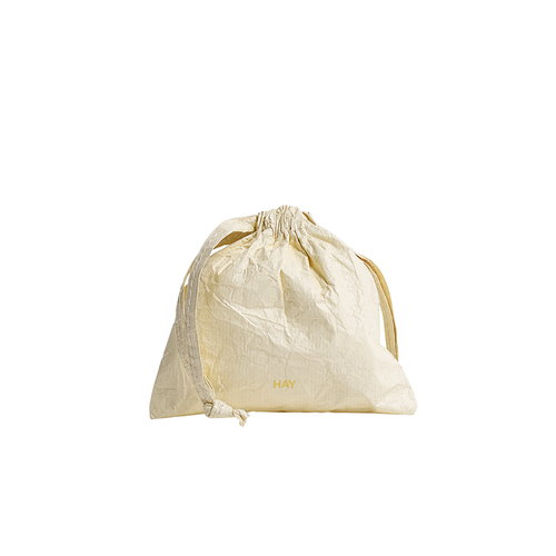 Hay Packing Essentials bag, S, soft yellow