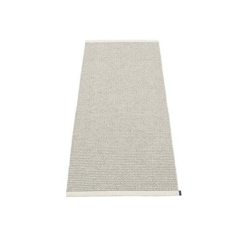 Pappelina Mono rug, 60 x 150 cm, fossil grey