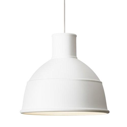 Muuto Unfold pendant, white