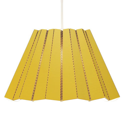 Andbros Model No. 1 pendant lamp, yellow